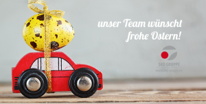 Frohe Ostern - MKD - Transporte